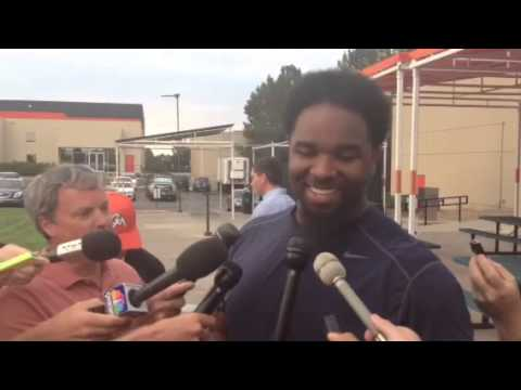 Sylvester Williams - Broncos training camp