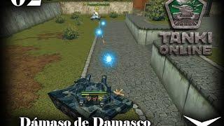 02.Lobo solitario (Tanki Online) // Gameplay Español