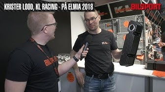 KL Racing på Bilsport Performance & Custom Motor Show 2018
