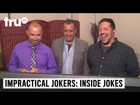 Impractical Jokers: Inside Jokes - Secret Agent Randy Beans | truTV