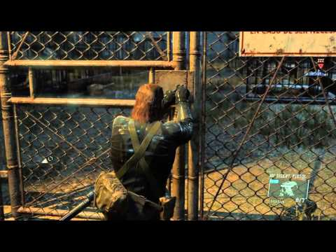 METAL GEAR SOLID V: GROUND ZEROES PLAY |