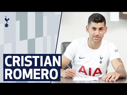 Velkommen til Tottenham Hotspur!  Første intervju med Christian Romero!