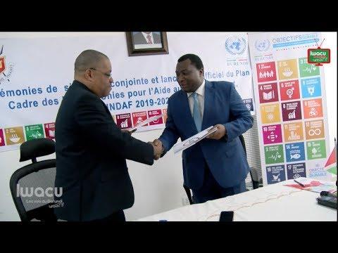 UN-Burundi : Plus de 780 millions de dollars américains, promesse d'aide au développement