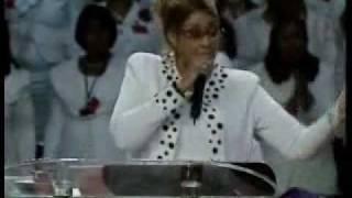 Evangelist Dorinda Clark-Cole pt4