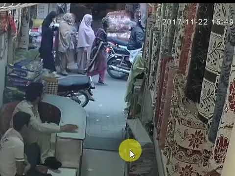 Bike chor main bazar Qila didar singh