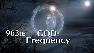 🎧God vibrations 🔯Please watch according to your physical condition for strong waves 》963hz