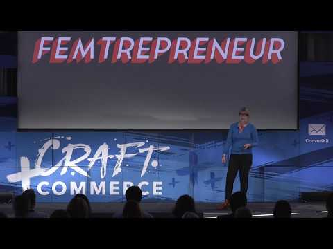 Pioneering the Wild Frontier Niches - Mariah Coz at Craft + Commerce 2017