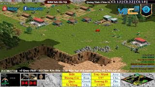C4T2 AoE Liên Quân 1 vs Liên Quân 2 Ngày 17-8-2018