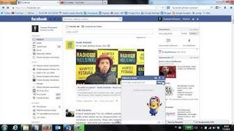 Facebook pikaviestintä chat messenger suomeksi