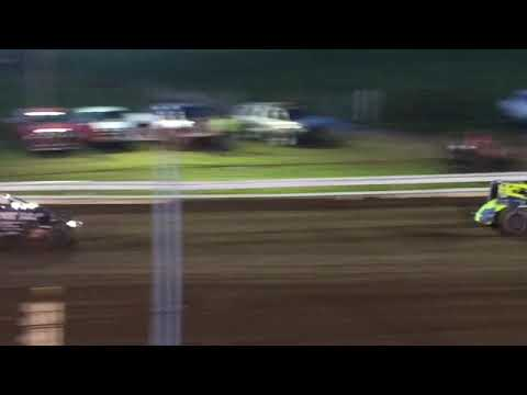 USAC Sprint Car Feature Part 1/2 Terre Haute Action Track