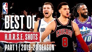Best of H.O.R.S.E. Shots | Part 1 | 2019-20 NBA Season Video