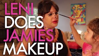 My Daughter Does My Makeup!   Jamie Greenberg Makeup Thumbnail