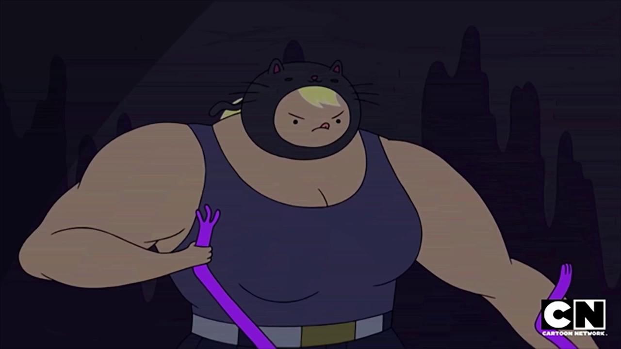 Susan Strong Vs Super Porp I Adventure Time I Cartoon
