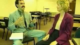 Borat joke
