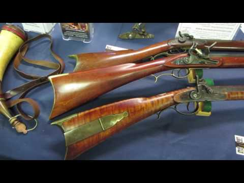 18th Century Artisans' Show   2017   Antique Arms