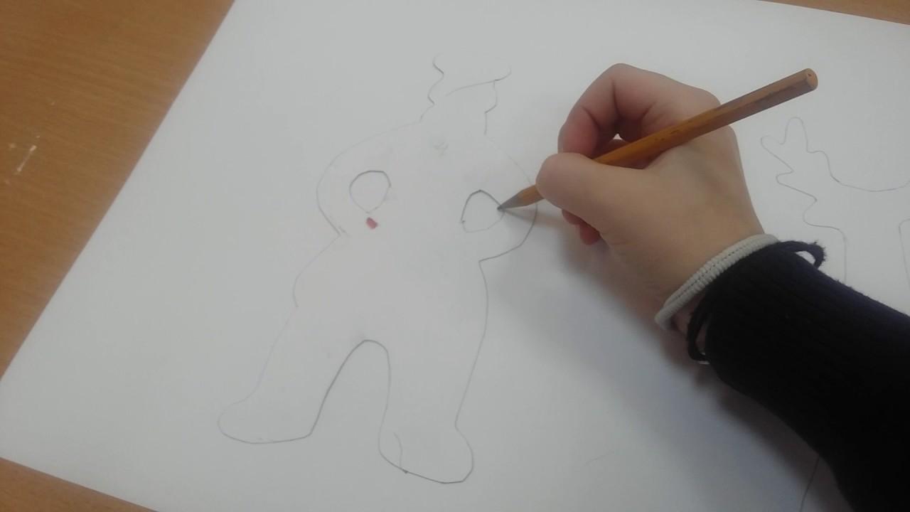 красивые картинки за 5 минут нарисовать кустинская выросла