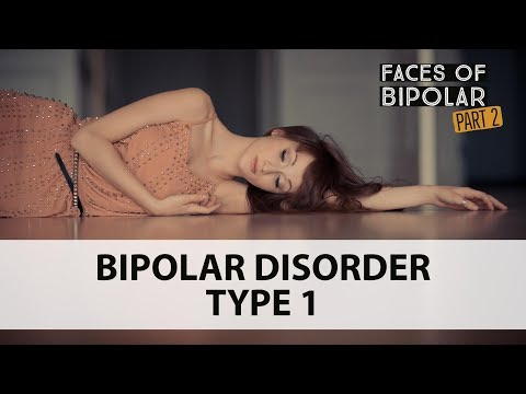 "Faces of Bipolar Disorder (PART 2) ""Bipolar Type 1"""