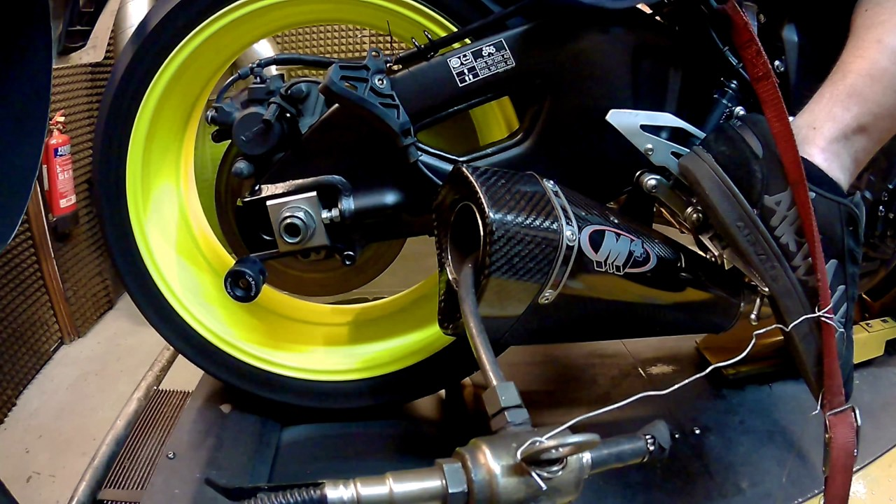 Anyone have the M4 exhaust? | Yamaha MT10 FZ10 Forum