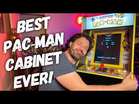 Costco Exclusive Arcade1up Super Pac-Man Cabinet Review from Evryday Erik