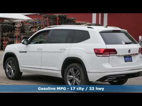 New 2019 Volkswagen Atlas Saint Paul MN Minneapolis, MN #90671