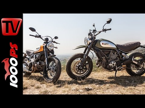 Ducati Scrambler Tour - Manager on Tour