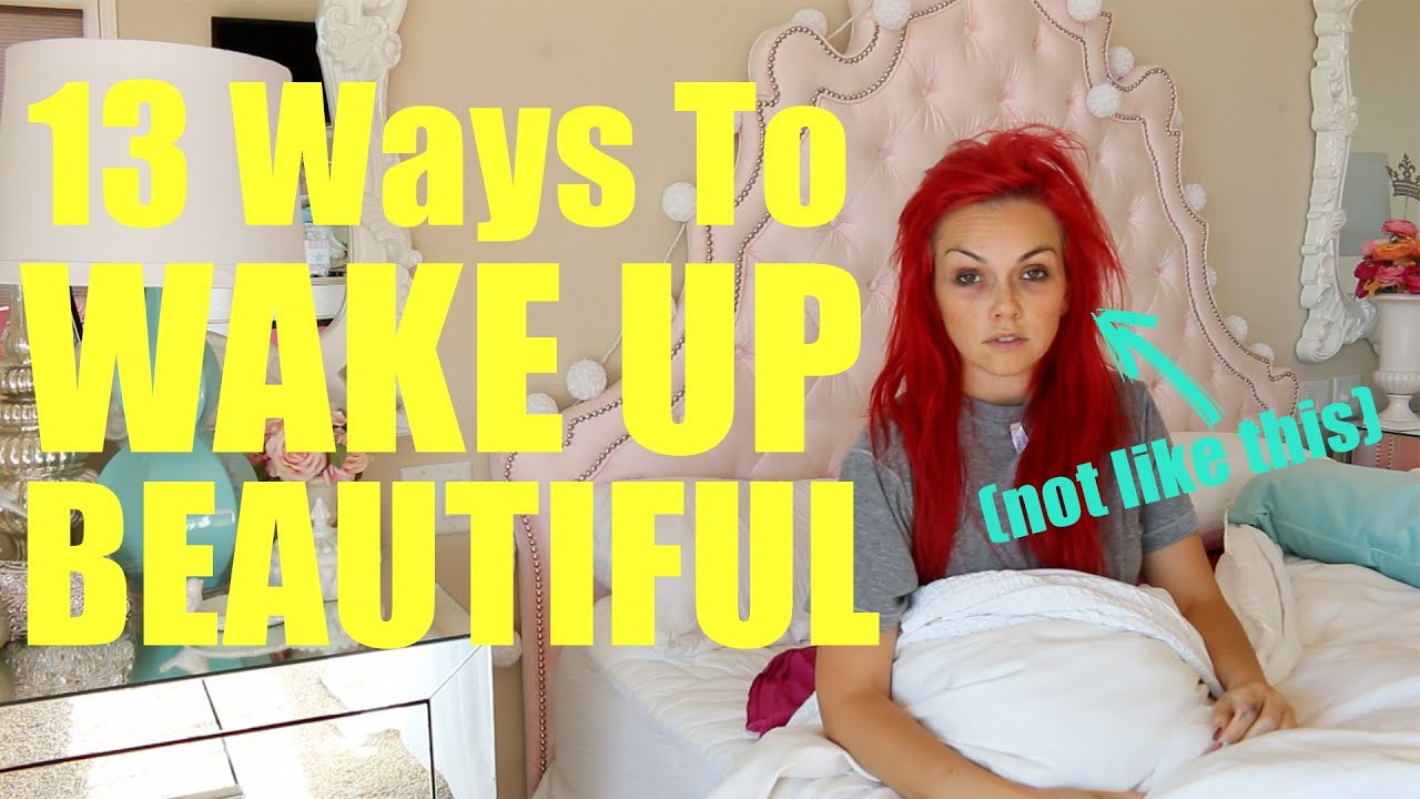 7 Ways To Wake Up With Prettier Hair
