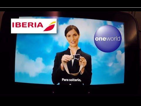 Iberia Líneas Aéreas || Airbus A330-300 || Safety Video - FULL HD