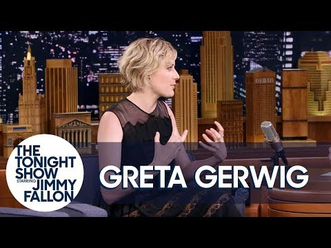 Greta Gerwig Learned to Write and Direct While Making Lady Bird