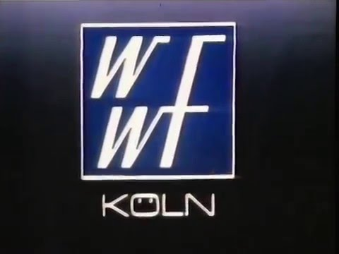 WDR Ident WWF Köln 1981