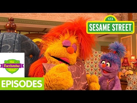 Furchester Hotel: Can Elmo and Phoebe Stay Up All Night? (Full Episode)