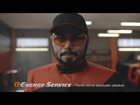 G-Energy Motor Yağlarının (Azerbaijan)