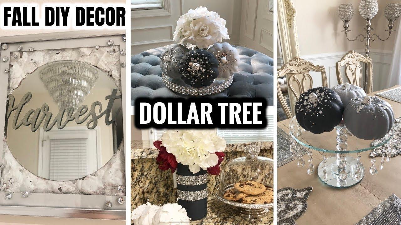 Diy Fall Home Decor Ideas 2018 Dollar Tree Diy Home