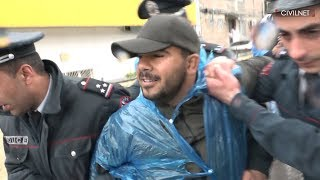Ոստիկանները խոչընդոտում են լրագրողների աշխատանքը