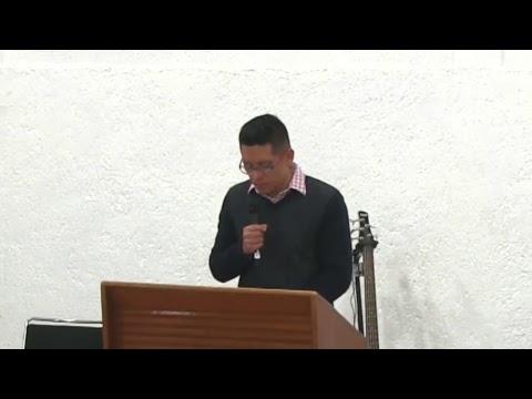 Conferencia - Gustavo Flores - 18/11