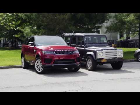 Electrek Review: Range Rover Sport P400e Plugin-Hybrid (PHEV)