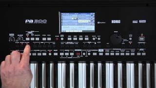 Компанія Korg Pa300 відео-керівництво - Частина 3: стилі