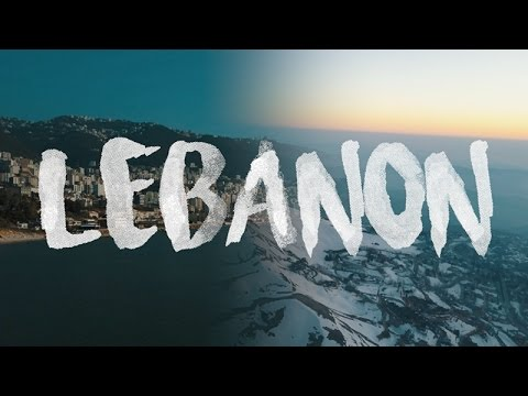 Lebanon 2017 // Travel Edit // Sam Kolder Inspired // Elie N