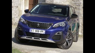 Essai Peugeot 3008 1.5 BlueHDI 130 BVM6 Allure 2018