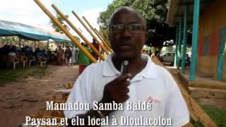 LE PREFET DE KOLDA VISITE DES ZONES BENEFICIAIRES DU KEBAL D'AVSF