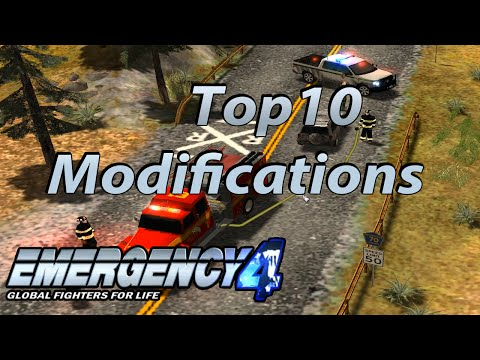 Emergency 4 #200| My top 10 Modifications