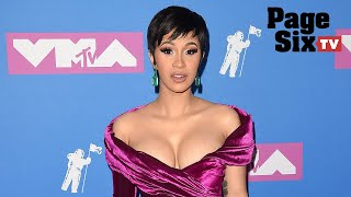 Cardi B insisted on her own glam squad for W Magazine