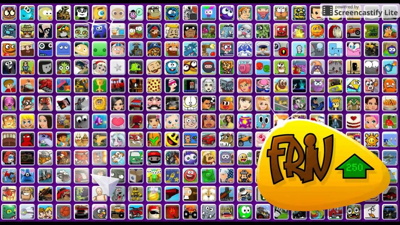 Friv 250 Games 2017   GamesWorld