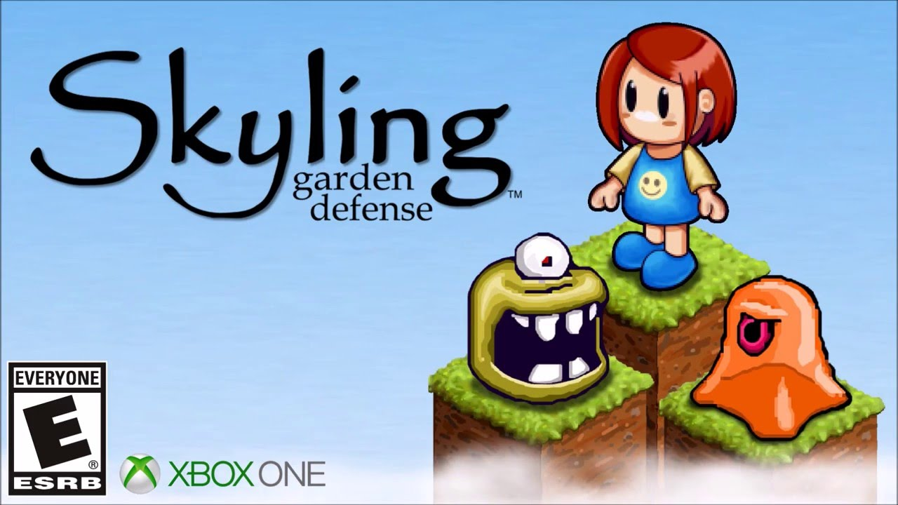Skyling Garden Defense Xbox One Trailer YouTube