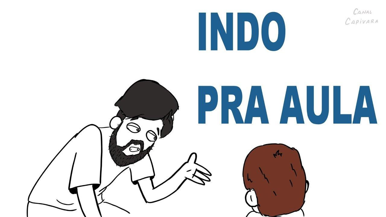 PRIMEIRO DIA DE AULA - Nando Viana