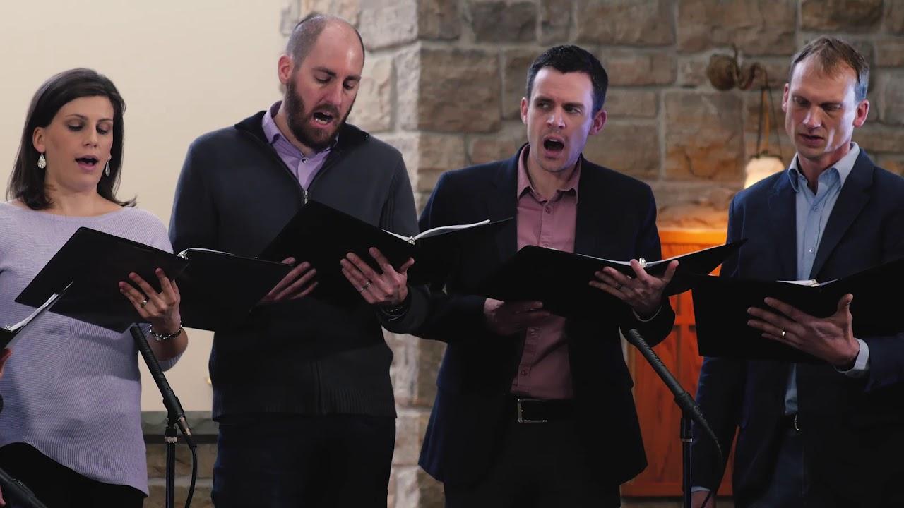 Jubilee Octet - Psalm 2 Genevan Psalter (Unison & Four-Part Harmony)