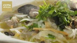 Сельский суп с кусочками редьки [Age0+]