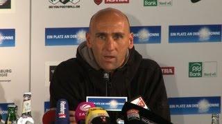 St. Pauli: Schubert bleibt Trainer