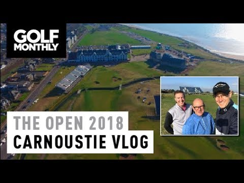 Carnoustie Course Guide I The Open 2018 I Golf Monthly