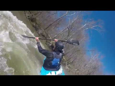 Dagger Kayaks | Gear Up and Get Out | Turning Stroke