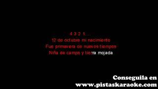 La gringa / Soledad Pastorutti / Demo Pista Karaoke